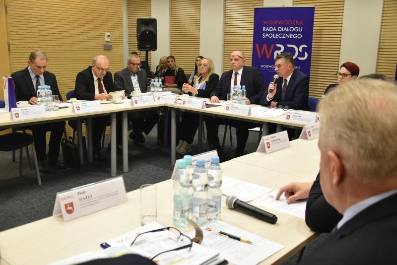 Posiedzenie Plenarne (źródło: www.lubelskie.pl)