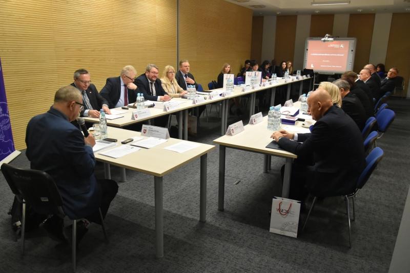 Poziedzenie Zespołu (źródło: www.lubelskie.pl)